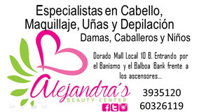 alejandras beauty center